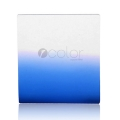 P-Colour Graduated Blue Square Filter Set (Similar to Cokin P-series Filter)
